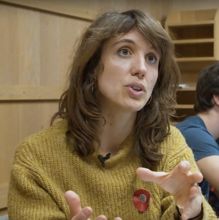 Juliette Alibert juriste accompagnement juridique maison des lanceurs d'alerte