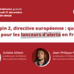 [REPLAY] Quels droits pour les lanceurs d'alerte en France ?